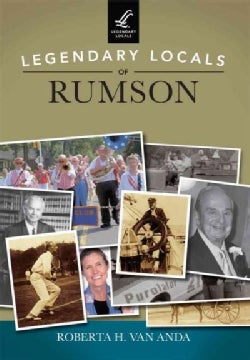 Legendary Locals of Rumson, New Jersey (Paperback)