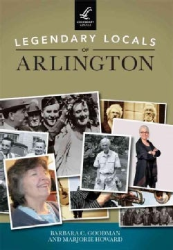 Legendary Locals of Arlington, Massachusetts (Paperback)