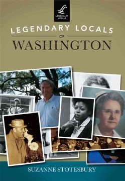 Legendary Locals of Washington, North Carolina (Paperback)