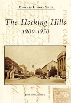 The Hocking Hills: 1900-1950 (Paperback)