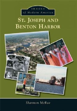 St. Joseph and Benton Harbor (Paperback)