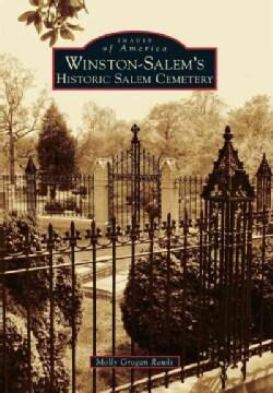 Winston-Salem's Historic Salem Cemetery (Paperback)