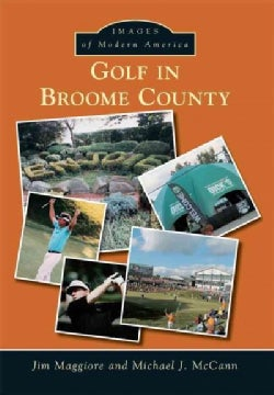 Golf in Broome County (Paperback)