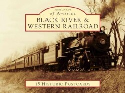 Black River & Western Railroad (Postcard book or pack)