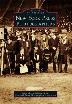 New York Press Photographers (Paperback)