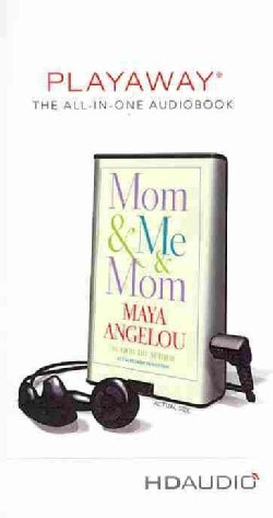 Mom & Me & Mom: Library Edition (Pre-recorded digital audio player)