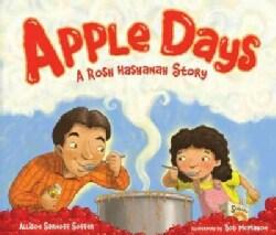 Apple Days: A Rosh Hashanah Story (Paperback)
