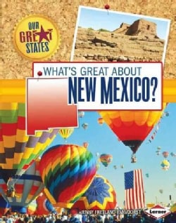 What's Great About New Mexico? (Hardcover)