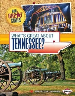 What's Great About Tennessee? (Hardcover)
