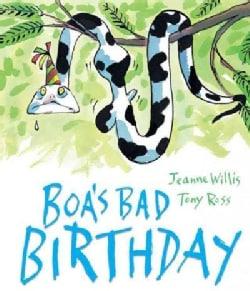 Boa's Bad Birthday (Hardcover)