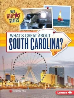 What's Great About South Carolina? (Paperback)