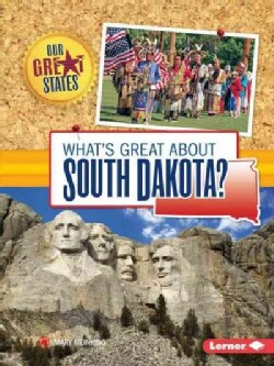 What's Great About South Dakota? (Paperback)