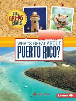 What's Great About Puerto Rico? (Paperback)