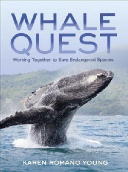 The Whale Watchers: Working Together to Save Endangered Species (Hardcover)