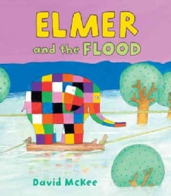 Elmer and the Flood (Hardcover)