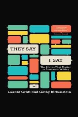 They Say, I Say: The Moves That Matter in Academic Writing (CD-Audio)