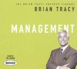 Management: The Brian Tracy Success Library (CD-Audio)