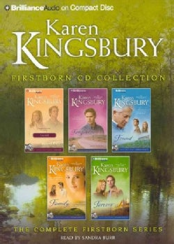 Karen Kingsbury Firstborn CD Collection: Fame / Forgiven / Found / Family / Forever (CD-Audio)
