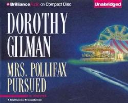 Mrs. Pollifax Pursued (CD-Audio)