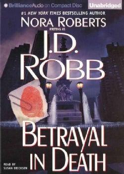 Betrayal in Death (CD-Audio)