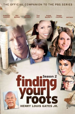 Finding Your Roots, Season 2: The Official Companion to the PBS Series (Hardcover)