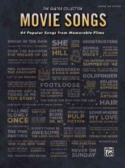 Movie Songs: 64 Popular Songs from Memorable Films (Paperback)