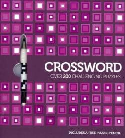 Crossword: Over 200 Challenging Puzzles (Paperback)