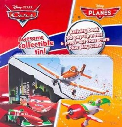 Cars & Planes: Awesome Collectible Tin! (Hardcover)