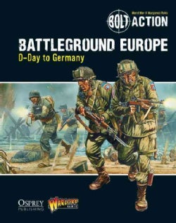 Battleground Europe: D-Day to Germany (Paperback)