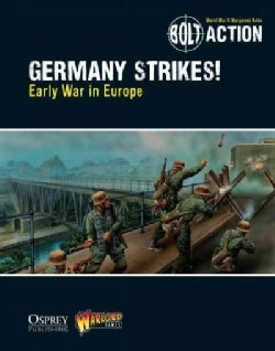 Germany Strikes!: Early War in Europe (Paperback)