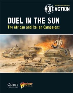 Duel in the Sun: The African and Italian Campaigns (Paperback)