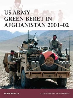 US Army Green Beret in Afghanistan 2001-02 (Paperback)