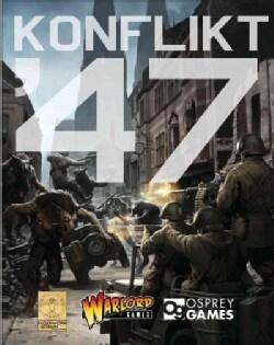 Konflikt '47: Weird World War II Wargames Rules (Hardcover)