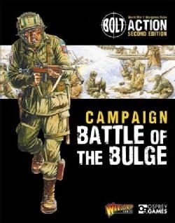 Bolt Action Campaign: Battle of the Bulge (Paperback)