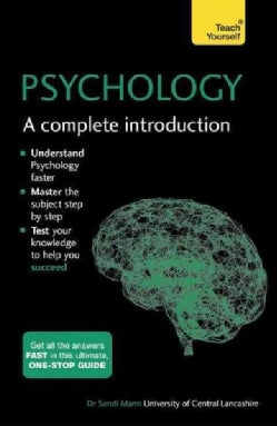 Psychology: A Complete Introduction (Paperback)