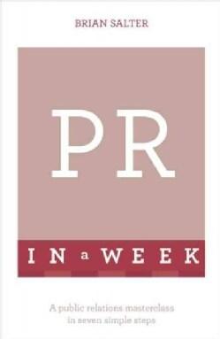 Pr in a Week (Paperback)