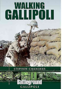 Walking Gallipoli (Paperback)