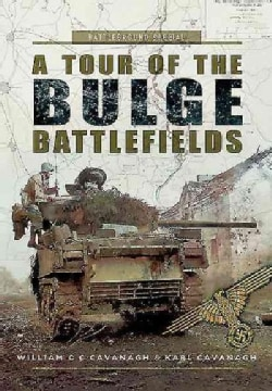 A Tour of the Bulge Battlefield (Paperback)