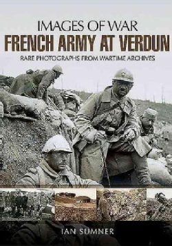 French Army at Verdun (Paperback)