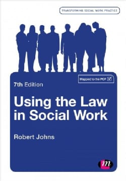 Using the Law in Social Work (Paperback)