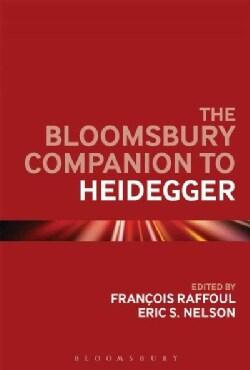 The Bloomsbury Companion to Heidegger (Paperback)
