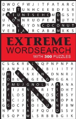 Extreme Wordsearch (Paperback)
