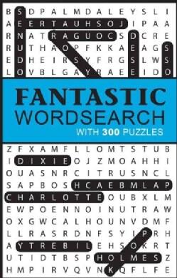 Fantastic Wordsearch (Paperback)