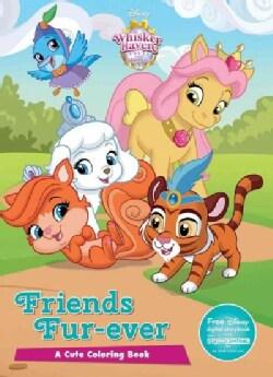 Friends Fur-Ever (Paperback)