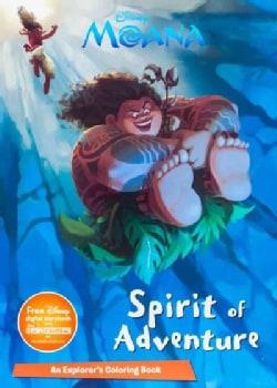 Disney Moana Spirit of Adventure