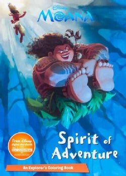 Disney Moana Spirit of Adventure