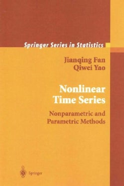 Nonlinear Time Series: Nonparametric and Parametric Methods (Paperback)