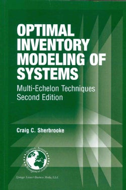 Optimal Inventory Modeling of Systems: Multi-Echelon Techniques (Paperback)