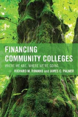 Financing Community Colleges: Where We Are, Where We're Going (Hardcover)