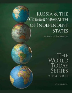 Russia & the Commonwealth of Independent States 2014-2015 (Paperback)